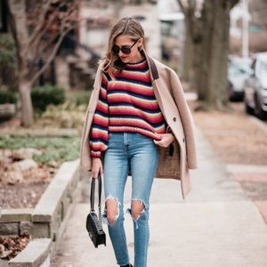 Zara: Striped Sweater